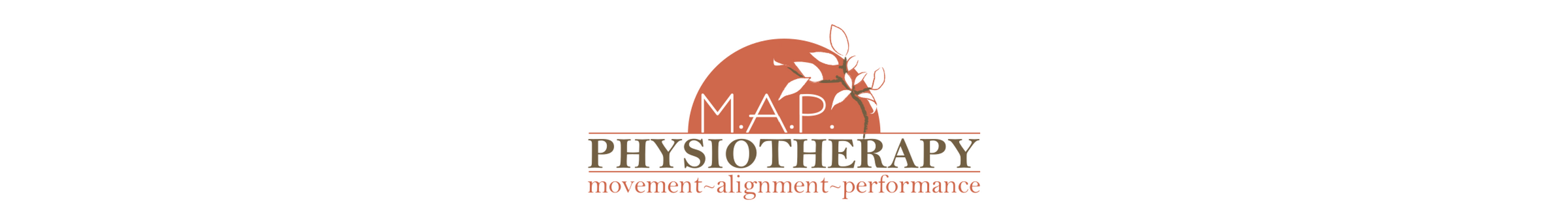 M.A.P. Physiotherapy header image