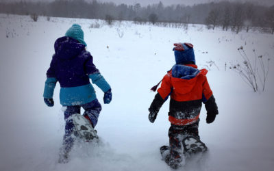 The Benefits of Snowshoeing